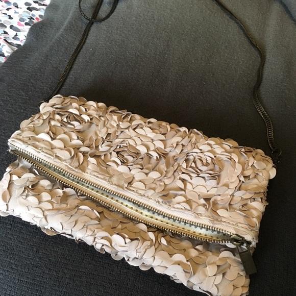 Deux Lux Handbags - Floral clutch